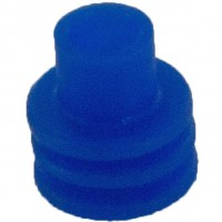 Delphi 12015193 OEM 12-10 Awg Blue Silicone Seal 100 Pack