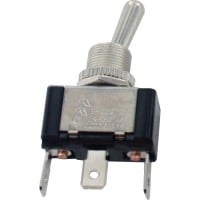 3 Blade Bulk Terminal Toggle Switches ON-ON SPDT