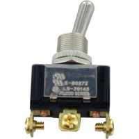 3 Blade Bulk Terminal Toggle Switches ON-OFF-ON SPDT