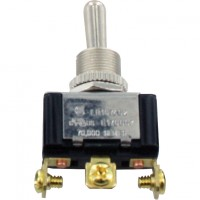 3 Blade 3 Screws Terminal Toggle Switch Momentary MOM-ON-OFF-MOM-ON SPDT