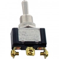 3 Screw Bulk Terminal Toggle Switches Momentary ON-OFF-MOM SPDT