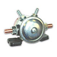CONTINUOUS DUTY, 12 V, S.P.S.T, NORMALLY OPEN CONTACTS
