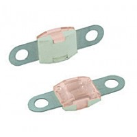 BOLT-ON MID AMP SIZE FUSES, 125 AMP PINK