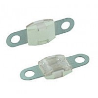 BOLT-ON MID AMP SIZE FUSES, 150 AMP GRAY