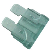 2 Amp Standard Blade Fuse Gray