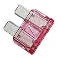 4AMP PINK 'ATO/ATC STYLE' STANDARD BLADE FUSE 100PK