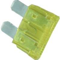 20 Amp Standard Automotive Fuses Yellow