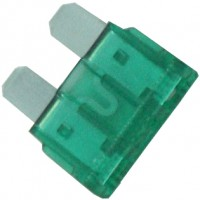 30 Amp Standard Blade Automotive Fuse Green