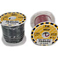 TEW/MTW WIRE 14GA 100FT RED