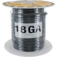MTW TEW Equipment Wire 18 Awg Gray