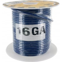 MTW Stranded Wire 16 Awg Blue