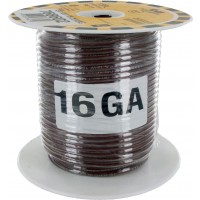 MTW Stranded Wire 16 Awg Brown
