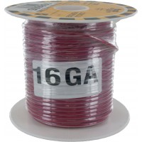 MTW Stranded Wire 16 Awg Red