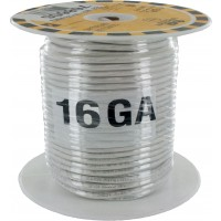 MTW Stranded Wire 16 Awg White