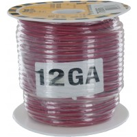 MTW Stranded Wire 12 Awg Red