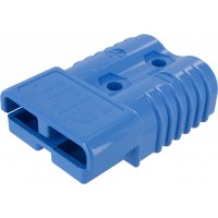 Battery Connector Housing 4-1/0 Awg 175 Amp Blue Reverse