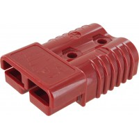 Battery Connector Housing 4-1/0 Awg 175 Amp Red Reverse