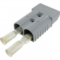 Battery Connector Kit 3/0 Awg 350 Amp Grey Front