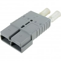 Battery Connector Kit 3/0 Awg 350 Amp Grey Reverse
