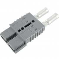 Battery Connector Kit 1/0 Awg 175 Amp Grey Reverse