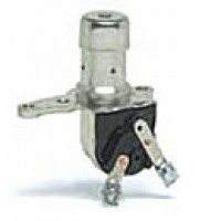 "TURN SWITCH, 2POSITION, 2 SCREWS, 7/8"" DIA. STEM"