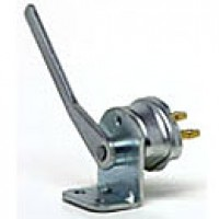 LEVER-ACTUATED SWITCH, SPST, NORMALLY OFF, 10A@12VDC