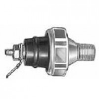"""SPST, NORMALLY ON, OFF AT:4.5-7.5 PSI, 1/8""""-27 THREAD, COMBINATION BLADE, STUD TERMINAL"""