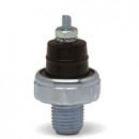 """SPST, NORMALLY ON, OFF AT: 60-70 PSI, 1/4""""-18 THREAD, 8-32 STUD TERMINAL"""