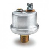"""SPST, NORMALLY ON, OFF AT: 60-70 PSI, 1/4""""-18 THREAD, 8-32 SCREW TERMINAL"""