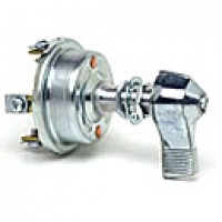 "3POSITION:ON-OFF-ON, 15A@12VDC, LEVER ACTUATOR, STEM 1/2""-20 THREAD, 1 1/4""LONG"