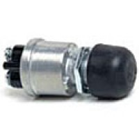 "2 SCREW TERMINALS, MOUNTING STEM: 5/8""-32 THREAD, 21/32"" LONG, O-RING SEAL& RUBBER CAP"