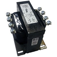 SINGLE-PHASE CONTROL TRANSFORMER, OPEN, SCREW TERMINALS, 250VA, 120/240 - 12/24 (50/60Hz)