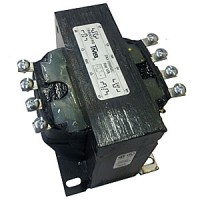 SINGLE-PHASE CONTROL TRANSFORMER, OPEN, SCREW TERMINALS, 500VA, 347/380 - 12/24 (50/60Hz)