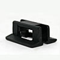 CABLE TIE HOLDER, NYLON,  FOR WIRE DUCT