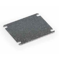 MOUNTING PANEL FOR 6.30L (160MM) X 3.15W (80MM) ENCLOSURES