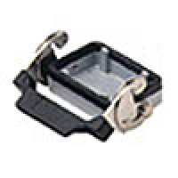 COVER - 6P+Ground  16A MAX - 600V  SINGLE LEVER (ILME FOR HOODS WITH 2 PEGS) (ILME CHC06LG)