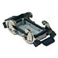 COVER - 10P+Ground  16A MAX - 600V  DOUBLE LEVERS (ILME FOR HOODS WITH 4 PEGS) (ILME CHC10G)