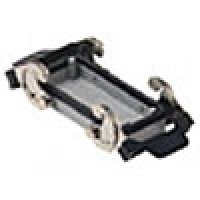 COVER - 16P+Ground  16A MAX - 600V  DOUBLE LEVERS (ILME FOR HOODS WITH 4 PEGS) (ILME CHC16G)