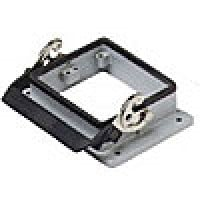 PANEL MOUNTING BASE - 32P+Ground  16A MAX - 600V  SINGLE LEVER (ILME CHI32L)