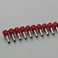 FERRULE STRIP 18AWG RED(10/PK)