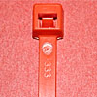 L8403C are 8 inch 40lb orange cable ties 100 pack. UL and CSA listed 8 inch 40lb orange cable ties for bundling wire and cable.