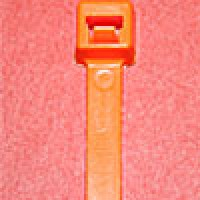 L540FL16M are 5 inch 30lb fluorescent orange bulk cable ties 1000 pack. UL and CSA listed 5 inch 30lb fluorescent orange bulk cable ties for bundling wire and cable.