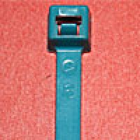 L840FL20C are 8 inch 40lb fluorescent blue cable ties 100 pack. UL and CSA listed 8 inch 40lb fluorescent blue cable ties for bundling wire and cable.