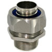 """3/8"""" LIQUIDTIGHT 304 STAINLESS STEEL CONNECTOR"""