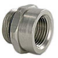 "METRIC 20 to 1/2"" NPT ADAPTER (RAM-20M50F)"