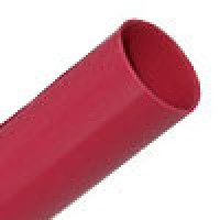 """HEAT SHRINK HEAVY-WALL SEAL 3/4""""ID RED 4FT"""