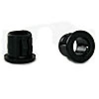 SNAP-BUSHING 11.10MM BLACK 1000PK
