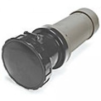 IP67/IEC309 PIN & SLEEVE CONNECTOR 60A  277VAC  2 POLE 3 WIRE  WATERTIGHT