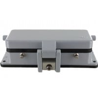 EPMP24DC Panel Mounting Base Four Pegs and Cover Back