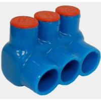 Insulated Motor Lead Connector 3 Conductor up to 500MCM